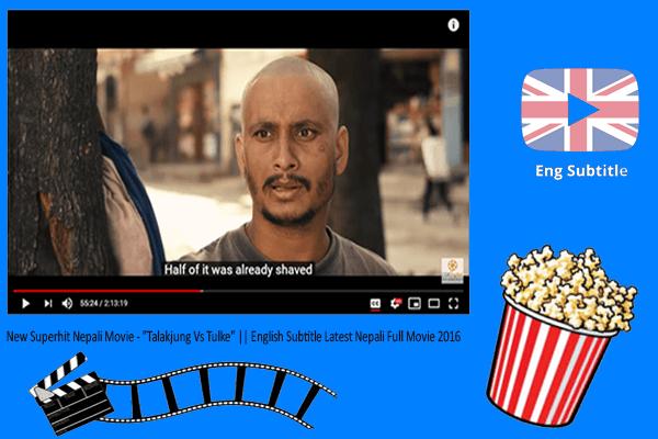 Nepali film Talakjung Vs Tulke with English subtitles