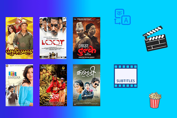 Great Nepali Movies with English Subtitles