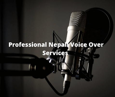 Professional Nepali Voice Over Services