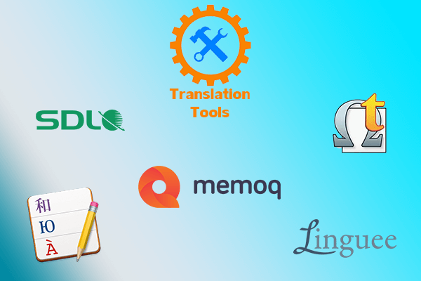 Top 5 Translation Tools